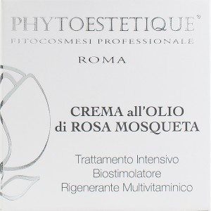 CREMA ALL'OLIO DI ROSA MOSQUETA - 50ml