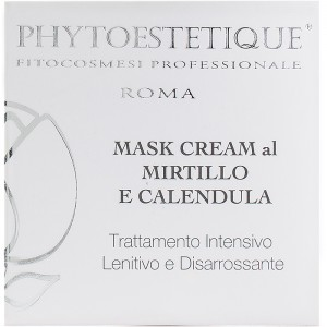 MASK CREAM al Mirtillo e Calendula - 50 ml