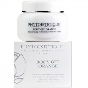 BODY GEL ORANGE - 250ml